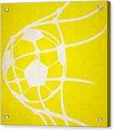 Columbus Crew Goal Acrylic Print