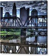 Columbus Ohio Downtown IIi Acrylic Print