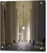 Column Acrylic Print