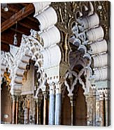 Columns And Arches No2 Acrylic Print