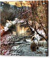 Colville River Acrylic Print