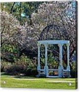 Come Into The Garden Acrylic Print