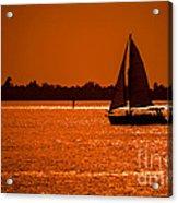 Come Sail Away Acrylic Print