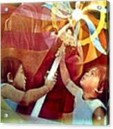 Come Unto Me 1966 Acrylic Print