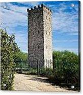Commanche Park Tower Acrylic Print