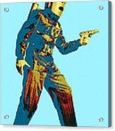Commando Cody 2 Acrylic Print