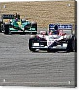 Competition Turn 8 Acrylic Print