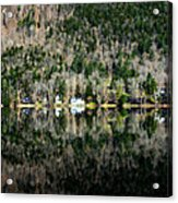 Complete Reflection Acrylic Print