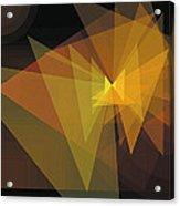 Composition 28 Acrylic Print