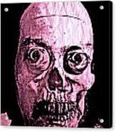 Compostite Self Portrait Fun Acrylic Print
