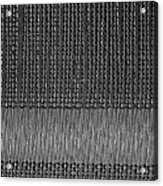 Computer Memory Acrylic Print