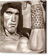 Conan Acrylic Print