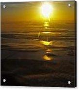 Conanicut Island And Narragansett Bay Sunrise II Acrylic Print