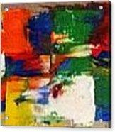 Conceptual Significance Acrylic Print