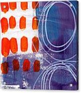 Concerto One - Abstract Art Acrylic Print