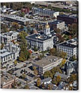 Concord, New Hampshire Nh Acrylic Print