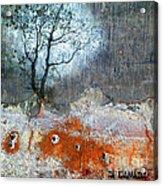 Concrete Gardens Acrylic Print