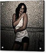 Concrete Velvet 28 Acrylic Print