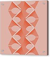 Concrete Vertebrae Acrylic Print