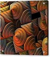 Cones Acrylic Print