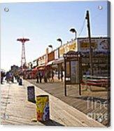 Coney Island Memories 8 Acrylic Print