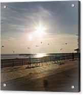 Coney Island Vision Acrylic Print