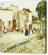 Confirmation Day Acrylic Print by Childe Hassam