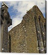 Cong Abbey, Ireland Acrylic Print