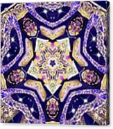 Conjuring Midnight Acrylic Print