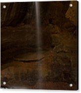 Conkles Hollow Falls Acrylic Print