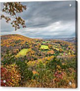 Connecticut Country Acrylic Print