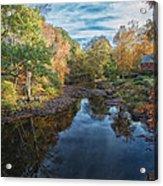 Connecticut Sunset Acrylic Print