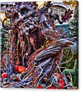 Conservatory Decoration  Fall 2007 Acrylic Print