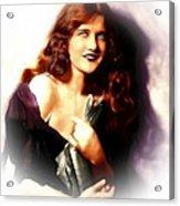 Constance Binney Acrylic Print