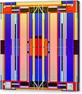 Constructive Color Acrylic Print
