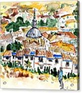 Consuegra 03 Acrylic Print