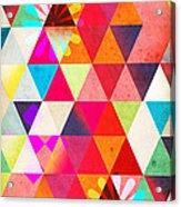 Contemporary 2 Acrylic Print by Mark Ashkenazi