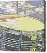 Contorno Snare Acrylic Print