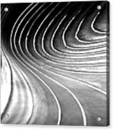 Contours 9 Acrylic Print
