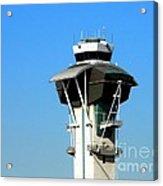 Control Tower Acrylic Print
