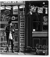 Convenience Store Acrylic Print