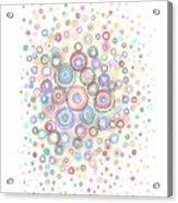 Convexity Acrylic Print