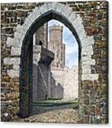 Conwy Gate Acrylic Print