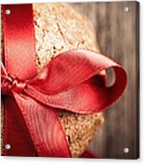 Cookie Gift Acrylic Print by Jane Rix