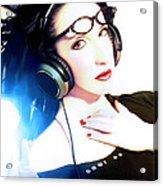 Cool As - Self Portrait Acrylic Print