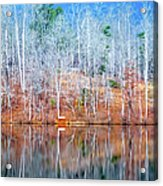 Cool Change Acrylic Print