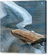Cool Curving Edge II Acrylic Print