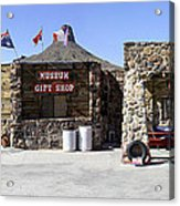 Cool Springs Service Station Acrylic Print