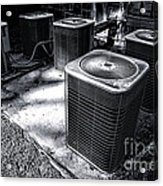 Cooling Power Acrylic Print
