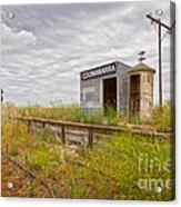 Coonawarra Station South Australia Acrylic Print